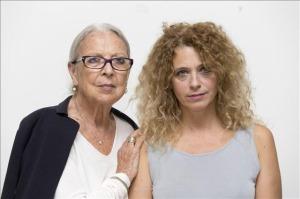 Isa Barzizza e Caterina Venturini per lo spettacolo  Mar del Plata teatro vascello stagione 20142015_fabio gatto_photarts (26)