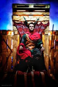 David trono III°