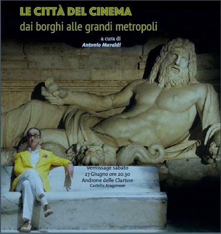 I grandi set cinematografici in mostra al Castello Aragonese di Ischia
