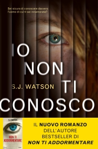 Cover Watson con fascetta