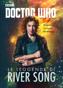 Doctor who Leggende RiverSong