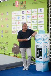 Claudio Amendola Water4Life