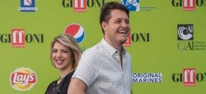 Giffoni Film Festival - Claudio Di Biagio e Violetta Rocks