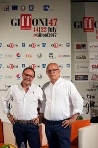 Giffoni Film Festival - Claudio Gubitosi e Piero Rinaldi