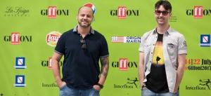 Giffoni Film festival - Fabio Guaglione e Fabio Resinaro