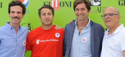 Giffoni Film Festival - Francesco Apolloni e Francesco Montanari