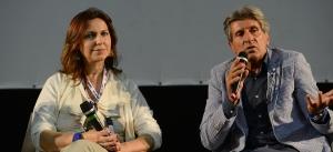 Giffoni Film Festival - Gianni Ippoliti e Giovanna Iovino