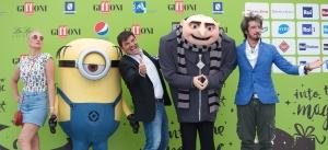 Giffoni Film Festival - Il cast di cattivissimo me 3