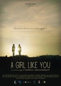 LOCANDINA - A GIRL LIKE YOU web