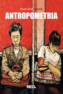 ANTROPOMETRIA - Copertina