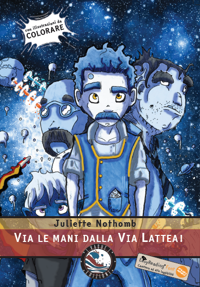 """Via le mani dalla Via Lattea!"""